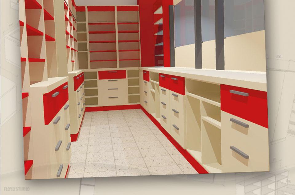 Pharmacy Shop Interior Design | Portfolio | FLOYD Studio   Creative  Solutions Since 1996